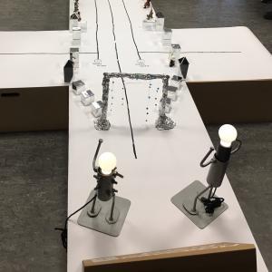 Elektronisk eksperiment