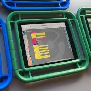 Foto af Ipad til undervisningsbrug