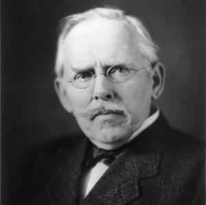 Jacob A. Riis Foto: Library of Congress